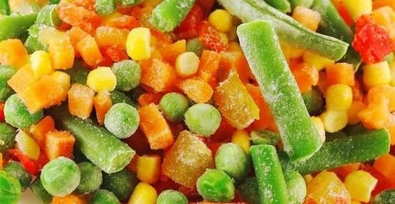 Trucchi per congelare la verdura di stagione