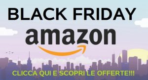 Offerte videocamere full hd Black Friday